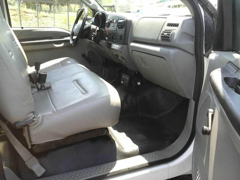 2007 Ford F-550 XL Super Duty 4X4 - Bath NY