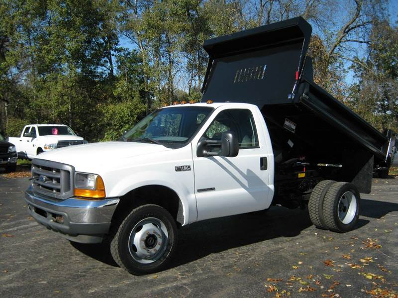 2001 Ford F-450