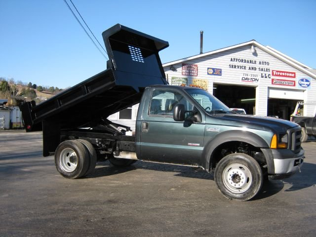2007 Ford F-450