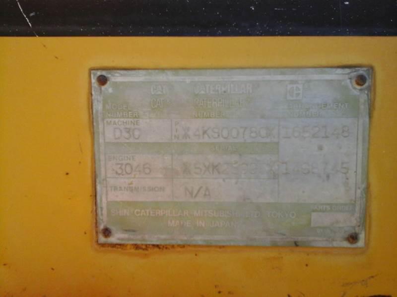 2000 Caterpillar D3C  Series II - Bath NY