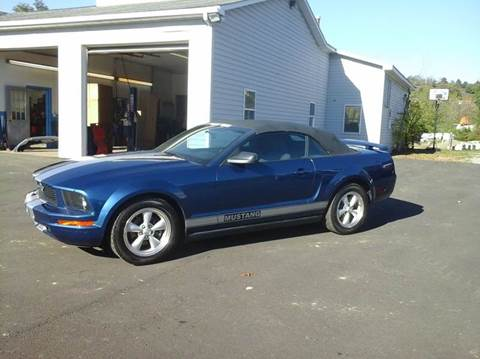 2007 Ford Mustang for sale in Bath, NY