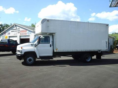 2005 Chevrolet C4500 for sale in Bath, NY