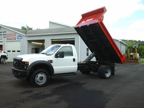 2008 Ford F-450 Super Duty for sale in Bath, NY