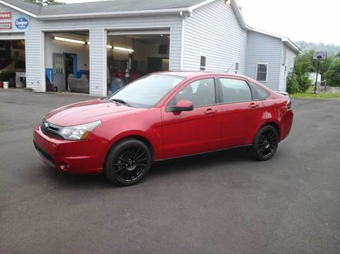 2010 Ford Focus for sale in Bath, NY