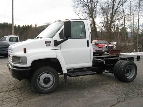 2009 GMC C4500