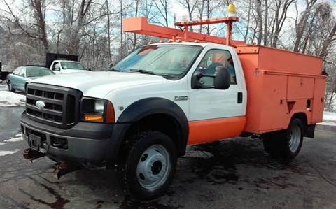 2006 Ford F-450 Super Duty