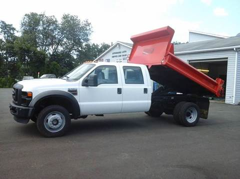 2008 Ford F-550 for sale in Bath, NY