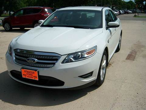 2011 Ford Taurus for sale in Atwater, MN