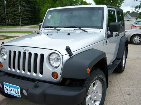 2010 Jeep Wrangler for sale in Atwater, MN
