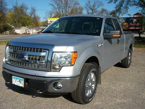 2013 Ford F-150 for sale in Atwater, MN