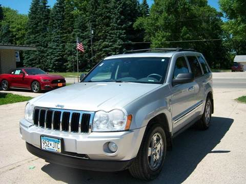 2007 Jeep Grand Cherokee for sale in Atwater, MN