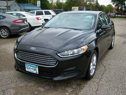 2013 Ford Fusion for sale in Atwater MN
