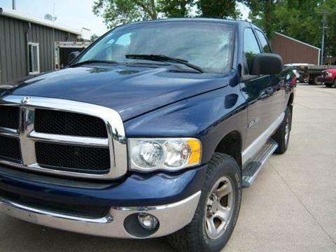 2003 Dodge Ram Pickup 1500 for sale in Atwater MN