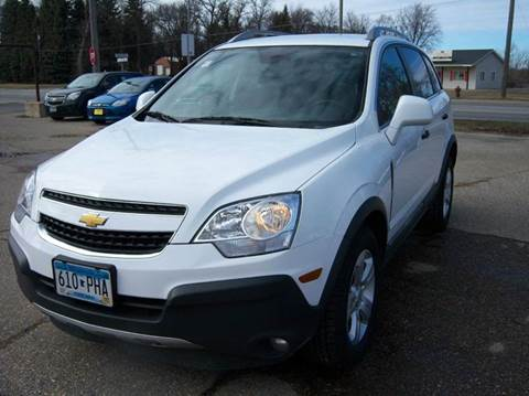 2014 Chevrolet Captiva Sport for sale in Atwater MN