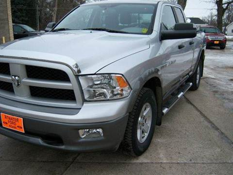 2011 RAM Ram Pickup 1500 for sale in Atwater MN