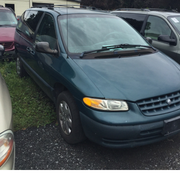 2000 Plymouth Voyager for sale in Lebanon, PA