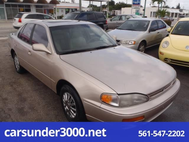 1996 Toyota Camry for sale in Lake Worth FL