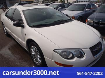 2004 Chrysler 300M for sale in Lake Worth, FL