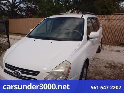 2006 Kia Sedona for sale in Lake Worth, FL