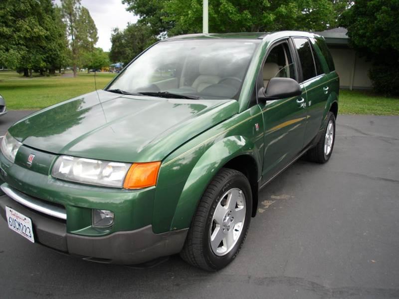 2004 Saturn Vue Awd 4dr Suv V6 In Sacramento Ca Delta Auto