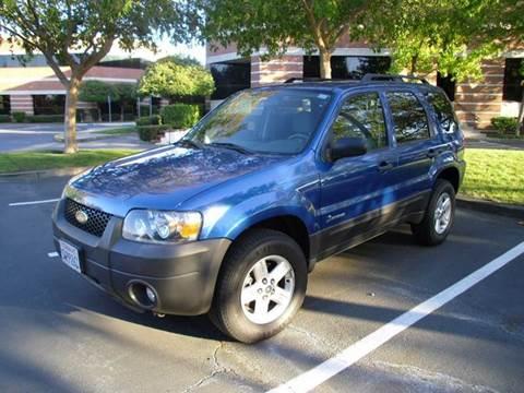 2007 Ford Escape Hybrid for sale in Sacramento, CA