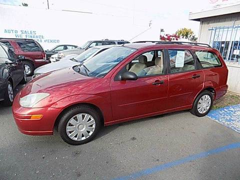2004 Ford Focus & Ford Used Cars Pickup Trucks For Sale CHULA VISTA CABO MOTORS markmcfarlin.com