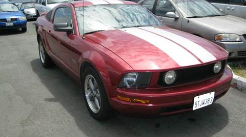 2005 Ford Mustang for sale in Chula Vista, CA
