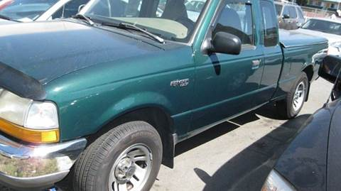 1999 Ford Ranger for sale in Chula Vista, CA