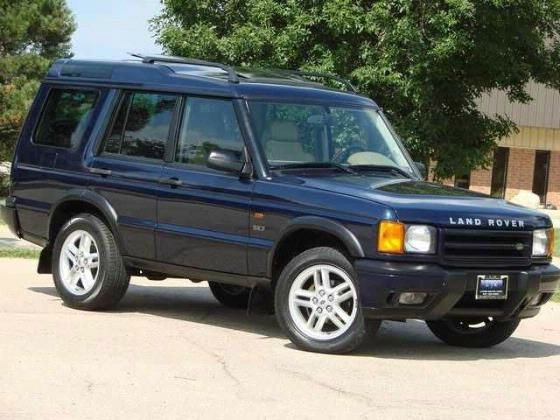 2002 land rover discovery ii used cars for sale. Black Bedroom Furniture Sets. Home Design Ideas