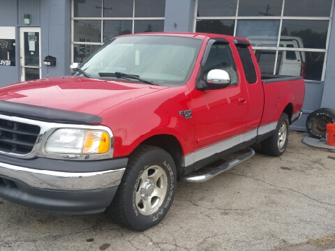 2000 Ford F-150 for sale in Austintown, OH