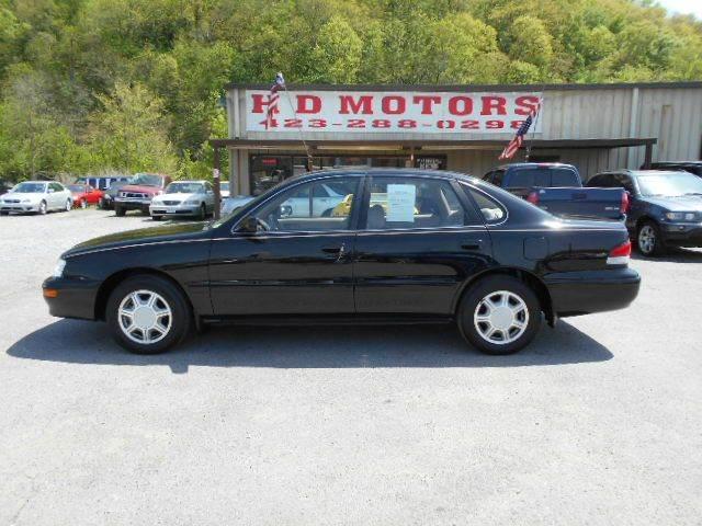 Hd Motors Used Cars Kingsport Tn Dealer