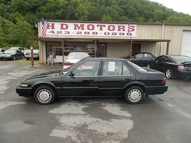 Used 1989 honda accord for sale Hd motors kingsport tn