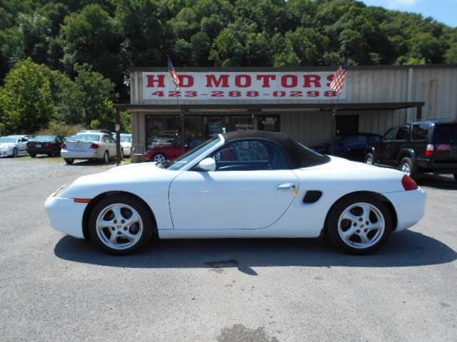 Used 1999 Porsche Boxster Base 2dr Std In Kingsport Tn At