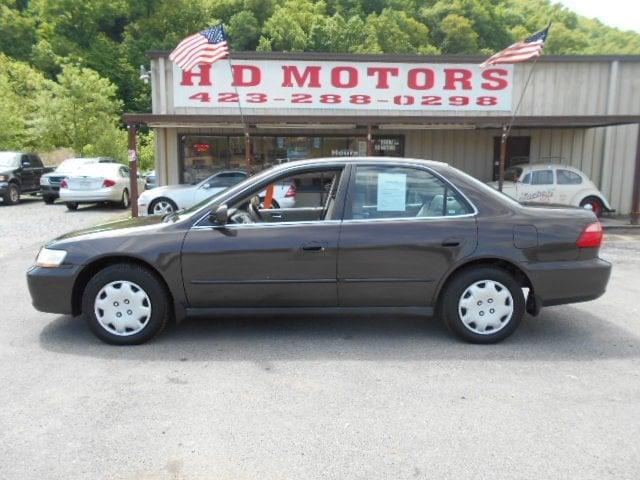 1998 Honda Accord For Sale In Kingsport Tn