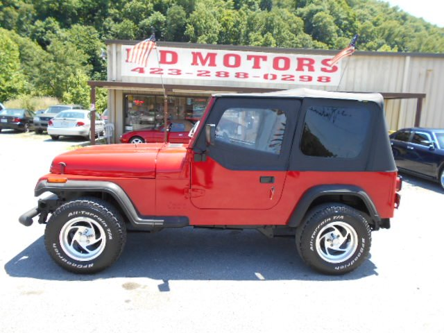 1993 Jeep Wrangler for sale in KINGSPORT TN