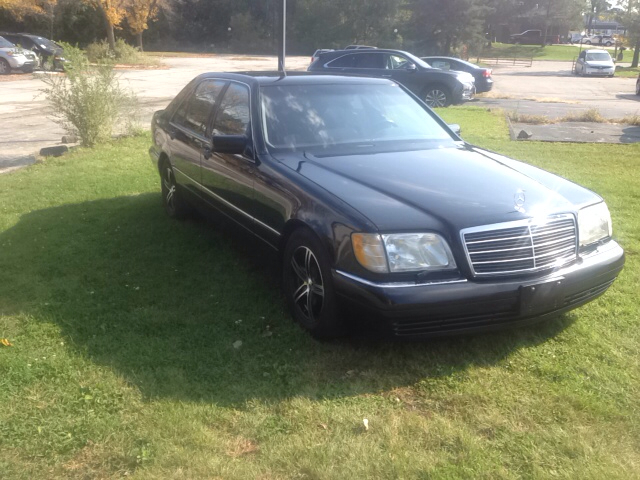 Used 1999 Mercedes Benz S Class For Sale