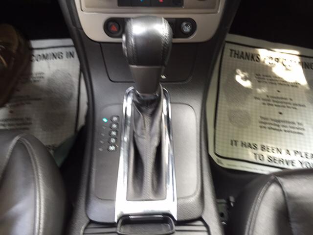 2011 Chevrolet Malibu LTZ 4dr Sedan - Johnston IA