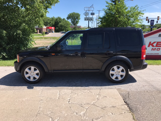 2006 Land Rover LR3 HSE 4dr SUV 4WD - Johnston IA