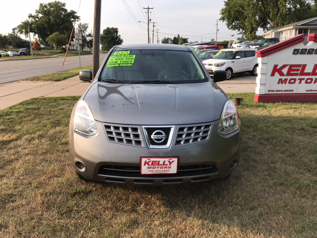 2009 Nissan Rogue AWD S Crossover 4dr - Johnston IA