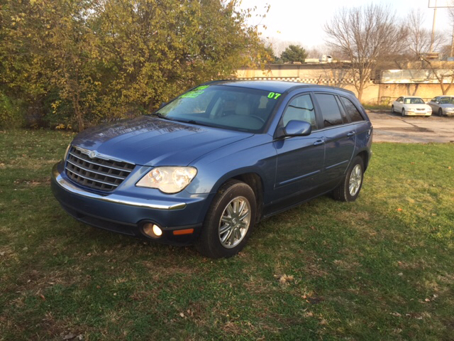 2007 Chrysler Pacifica for sale in Johnston IA