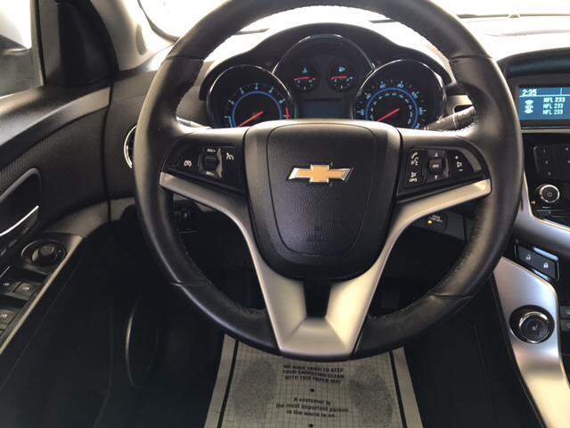 2012 Chevrolet Cruze LTZ 4dr Sedan w/1LZ - Johnston IA