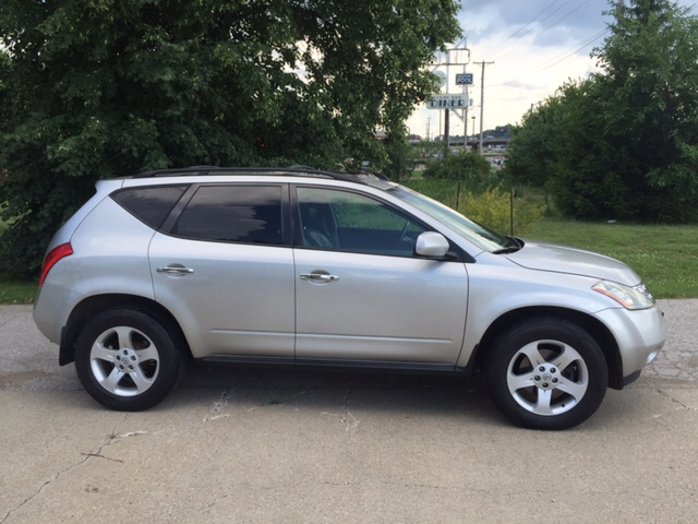 2005 Nissan Murano SL 4dr SUV - Johnston IA