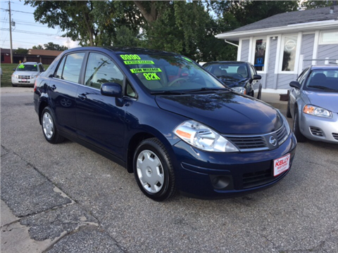 2009 Nissan Versa for sale in Johnston, IA