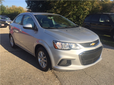 2017 Chevrolet Sonic for sale in Johnston, IA