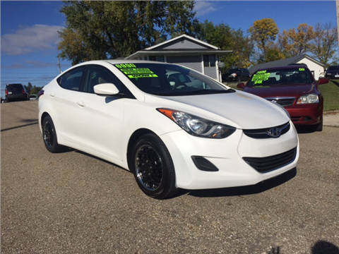 2011 Hyundai Elantra for sale in Johnston, IA