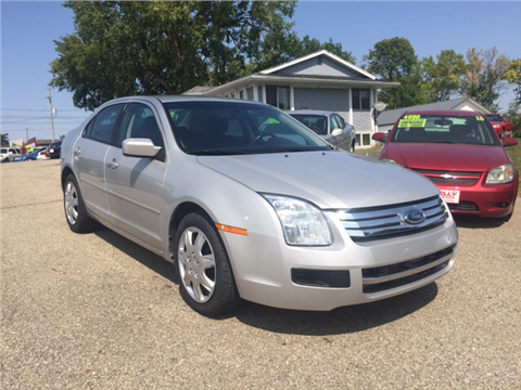 2009 Ford Fusion for sale in Johnston, IA
