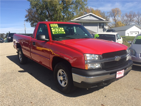 2003 Chevrolet Silverado 1500 for sale in Johnston, IA