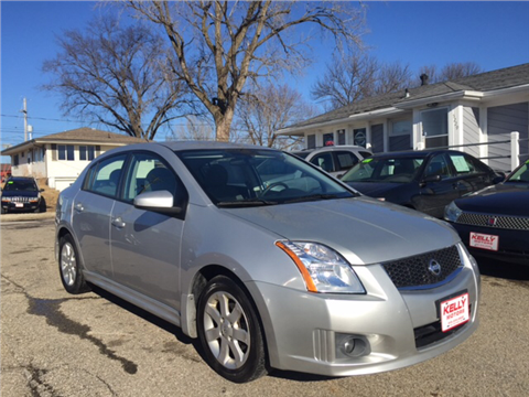 2011 Nissan Sentra for sale in Johnston, IA
