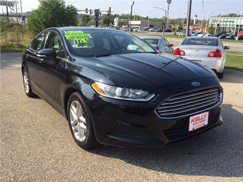 2013 Ford Fusion for sale in Johnston, IA