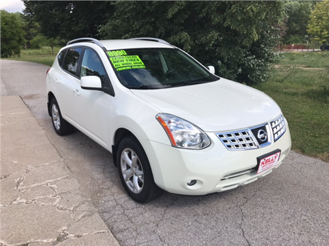 2009 Nissan Rogue for sale in Johnston, IA